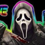 DEAD BY DAYLIGHT LIVESTREAM ROAD TO 400 SUBS!!!!!!!!