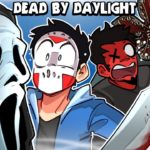 Dead By Daylight –  CARTOONZ IS PLAYING DBD?!!! (And my first time seeing GHOSTFACE!)