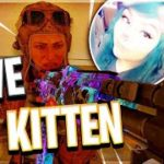 Call Of Duty: Black Ops 4 w/ Kitten | Come Chill