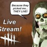 Dead By Daylight live stream| Cosmetics shards poll winner!