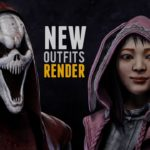 Dead by Daylight Animation | Upcoming Outfits Render [PTB Feb 2020]
