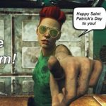 Dead By Daylight live stream| I'll pinch you if you aren't wearing green! Happy Saint Patrick's Day!