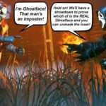 Dead By Daylight live stream  Will the real Ghostface please stand up?