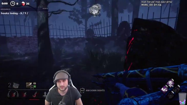 FEW SEXEH SHOTS FEW, NOT SO SEXEH! – Dead by Daylight!