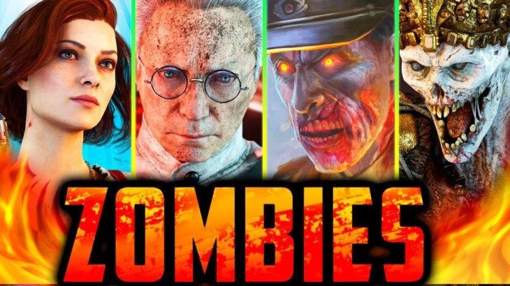 ZOMBIES EASTER EGG SPEEDRUNS! (BO4,WW2) [Call of Duty: Black Ops 4 Zombies]