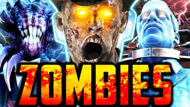 ZOMBIES EASTER EGG SPEEDRUNS (Black Ops 3/4 Zombies) [Call of Duty]