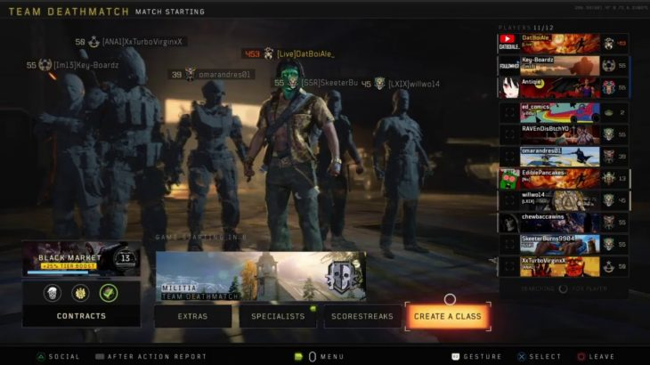 Call of Duty Black Ops 4 Live Stream (BO4 Live)