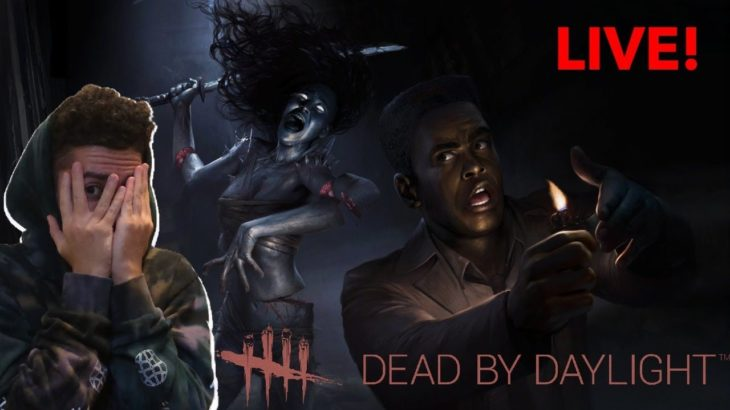 Dead By Daylight GHOSTFACE TIME LIVE!