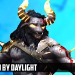 Dead by Daylight… but the MINOTAUR ONI tried to MORI everyone! (DBD is back!)