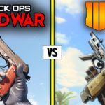 Call of Duty Black Ops COLD WAR vs BLACK OPS 4 — Weapons Comparison