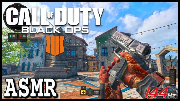 ASMR Keyboard Sounds | Call of Duty Black Ops 4
