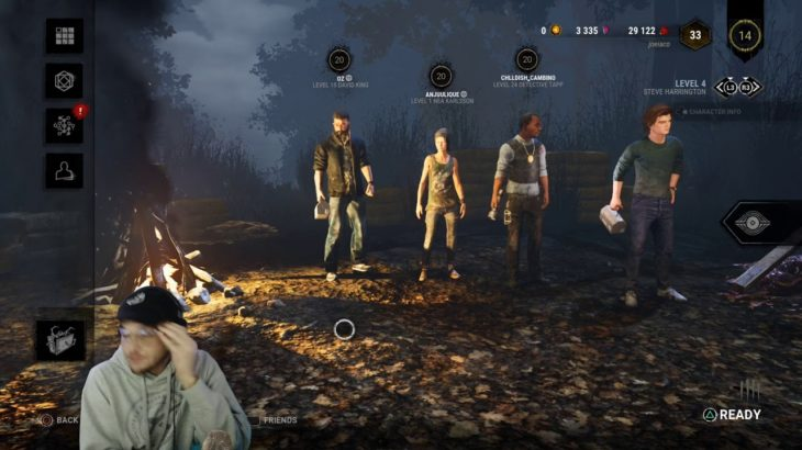 CUSTOM GAMES WITH THE PLAYERS | DEAD BY DAYLIGHT