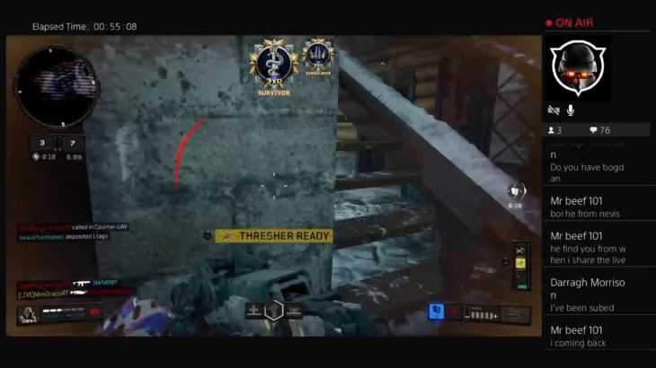 Call Of Duty Black Ops 4 Chill stream