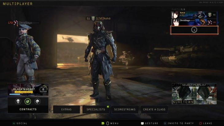 Call of Duty Black Ops 4 Live Stream
