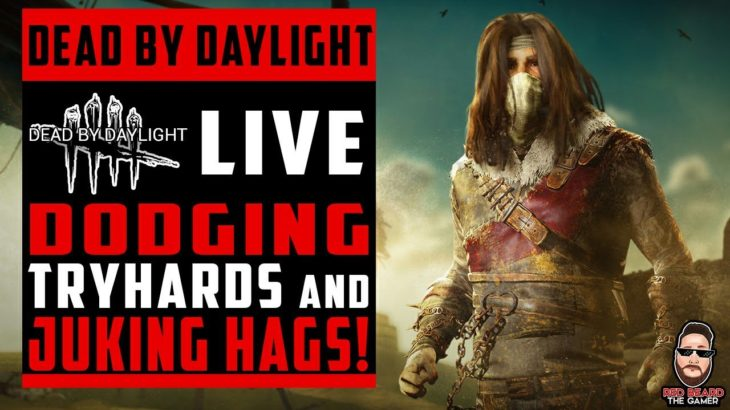 Hunting the Elusive BahhBuu!! | Dead by Daylight