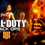 """CALL OF DUTY BLACK OPS 4 ZOMBIES """"BLOOD OF THE DEAD gameplay"""