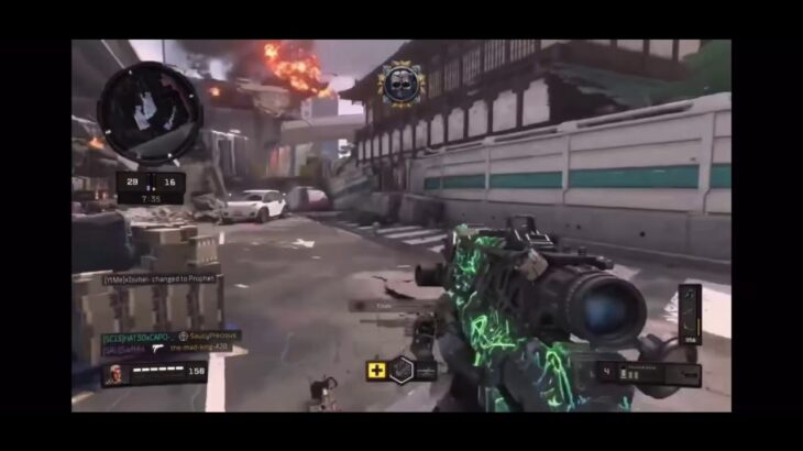 Call Of Duty: Black Ops 4| Montage