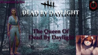 The Queen Of Dead By Daylight with Scarecrow In The Farmland ROAD TO 2K SUBS #NEXTGEN