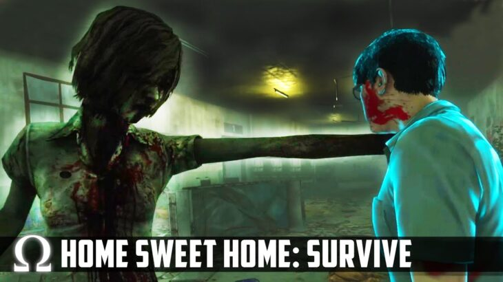 A *NEW* DEAD BY DAYLIGHT GAME?!   Home Sweet Home: Survive (Early Access Beta)