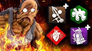 "Billies offizieller ""BUILD DER QUAL"" – Dead By Daylight Killer 