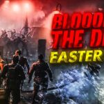 CALL OF DUTY BLACK OPS 4 ZOMBIES BLOOD OF THE DEAD EASTER EGG