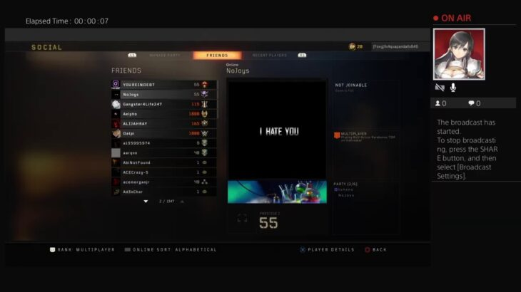 Call of duty black ops 4 with friends