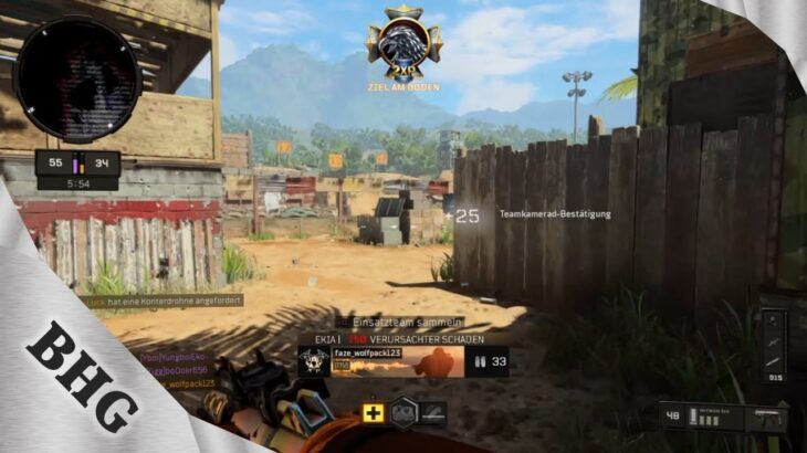 Call of Duty Black Ops 4 Kill Confirmed Gameplay