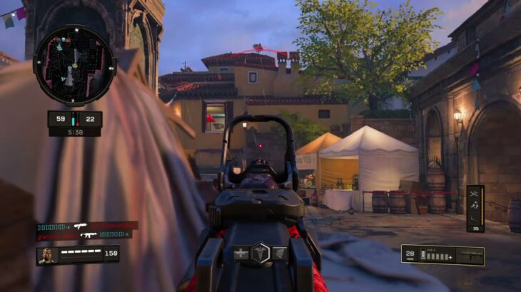 Call of Duty: Black Ops 4 Multiplayer con ICR (Sin Comentarios)
