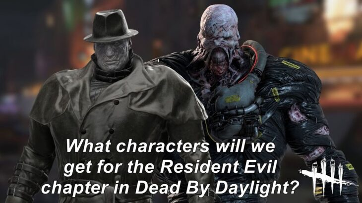 """Dead By Daylight