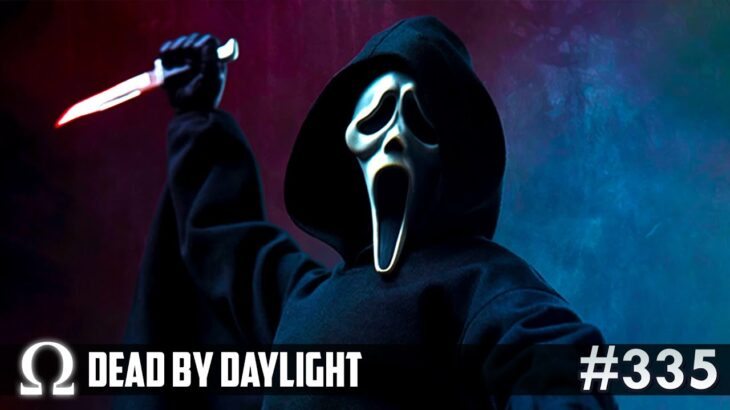 GHOSTFACE made me SCREAM! ☠️ | Dead by Daylight DBD Ghostface / Doctor