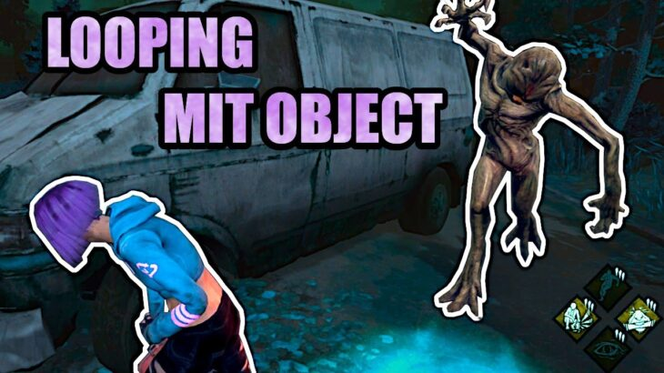 Killer mit Object loopen I Dead by Daylight Deutsch