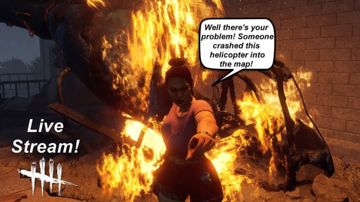 Dead By Daylight| I figured out what's wrong with the new map! #DeadbyDaylightPartner