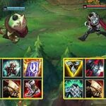 NEW TAHM KENCH vs DARIUS FULL BUILD FIGHTS – League of Legends