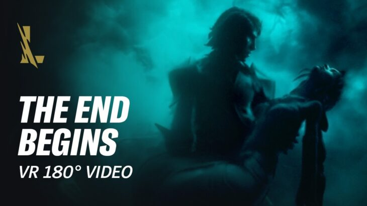 Ruination: The End Begins   VR 180 Video – League of Legends: Wild Rift