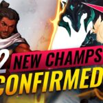 HUGE UPDATE: 2 NEW CHAMPIONS + Ruination Event News – League of Legends #Shorts