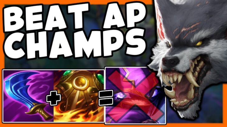 WARWICK TOP HOW TO COUNTER AP CHAMPS – League of Legends