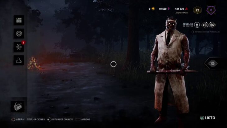 Dead By Daylight Asesino (2)