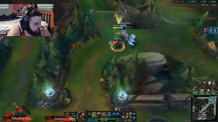 How NOT to play League of Legends