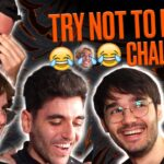 League of Legends TRY not to LAUGH Challenge!
