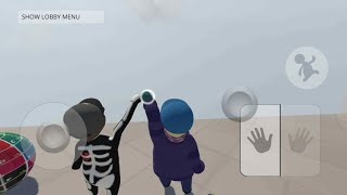 FIRST TIME PLAYING HUMAN FALL FLAT (MUST WATCH)😎😎😎😎😎😎